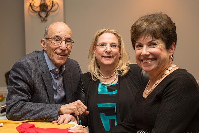 Dr. Maurer – Gail Epstein – Margery Maurer