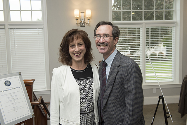 Dr. & Mrs. Neil and Andi Levin