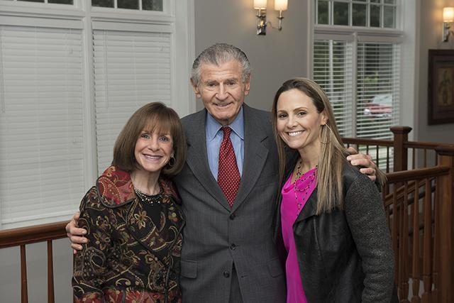 Mr. and Mrs. William & Sharon Bronstein – Lisa Ravitz