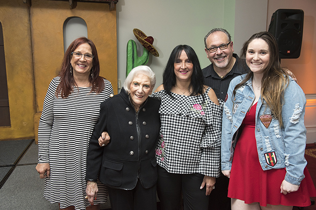 Nanci Levy Epstein and Family